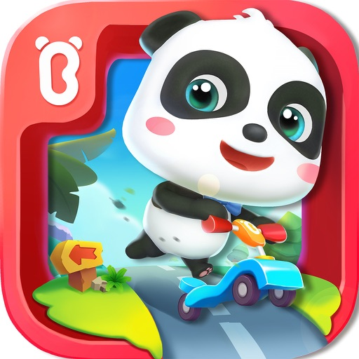 Baby Panda's Puzzle Town