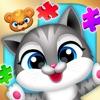 Puzzle Edukacyjne dla Dzieci - Nauka Angielskiego Appar gratis för iPhone / iPad