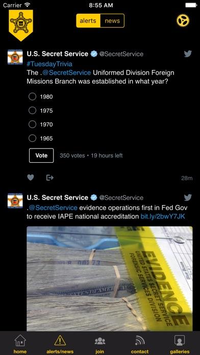 download U.S. Secret Service apps 4
