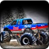 Monster Night Truck Driving Adventure