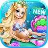 YALI LIU - Pregnant Mermaid Room-Makeover&Decoration Games artwork