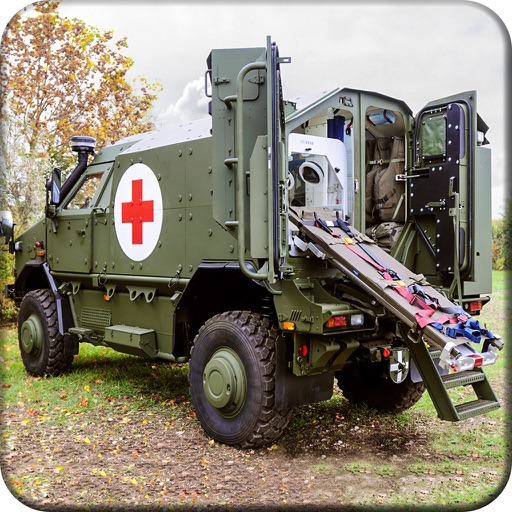 Army Rescue Truck Simulation Pro App Ranking & Review
