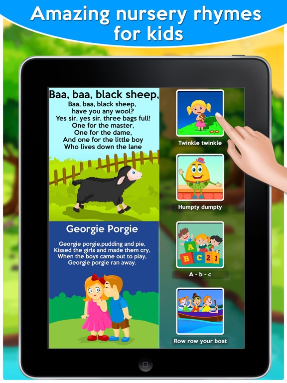 Screenshot #3 for Top Nursery Rhymes For Kids And Toddlers