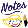 Text notes - draw on photos & pictures