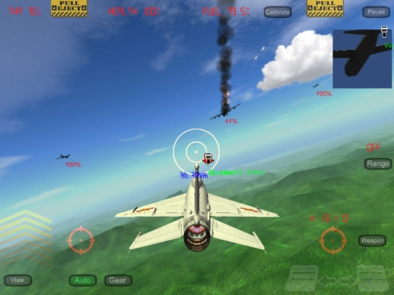 Screenshot #5 for Gunship III - Combat Flight Simulator - VPAF