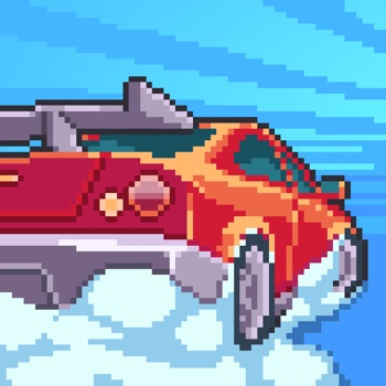Pixel Drifters app for iphone