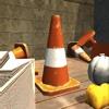 Escape from Cones Room