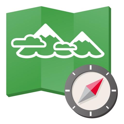 「ヤマレコMAP - 登山・ハイキング用GPS地図アプ …
