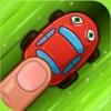 Turbofinger Arcade Racing: Kids Turbo Challenge