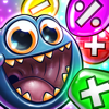 Monster Maths : Year 1 - 5 , KS1 - KS3 Kids Games