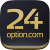 Binäre Optionen: Broker Trading-App von 24option
