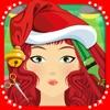 Christmas Fun Party Hair Salon - Free Kids Game