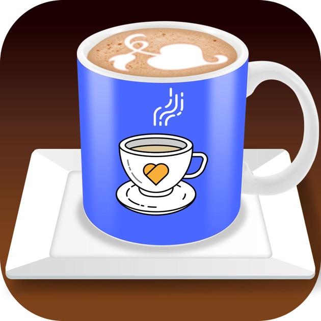 Apple Coffee Maker ~ Coffee maker shop homemade recipe for kids on the app store