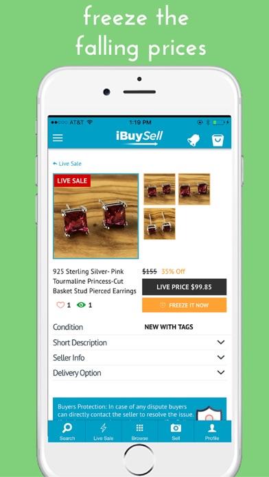 IBuySell - Achats en ligne. Acheter et vendreCapture d'écran de 4