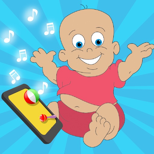Toy Phone 2 - Baby Games Delight! iOS App