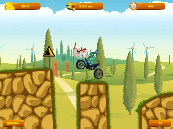 Moto Hero Screenshot