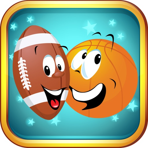 Sport Ball Puzzle Match 3 for Teens iOS App