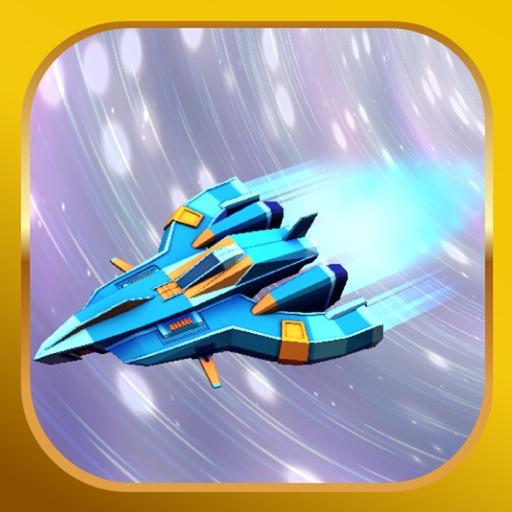 SPACE TRAVEL : Galaxy Racer 3D iOS App