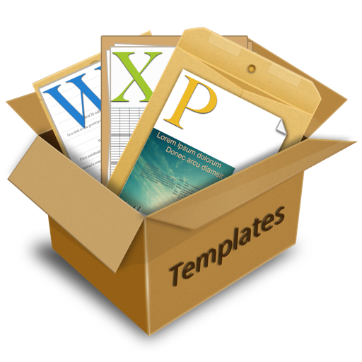 Templates for MS Office by Fututime