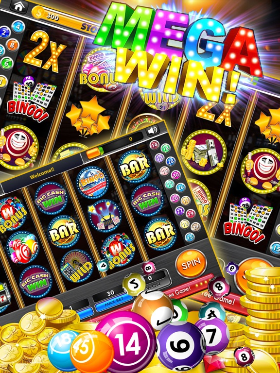 Bingo slot machine online