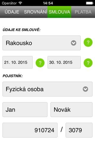 Srovnejto.cz screenshot 3
