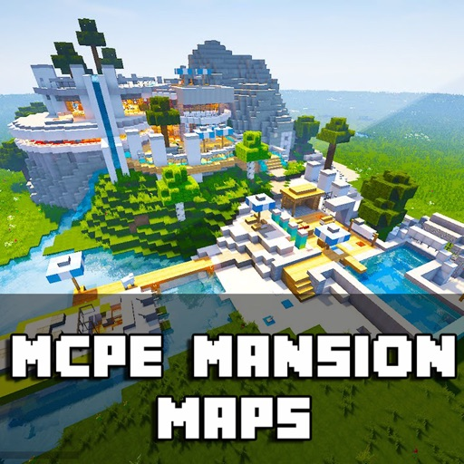 MANSION MCPE MAPS FOR MINECRAFT PE GAMES by Phan Lam
