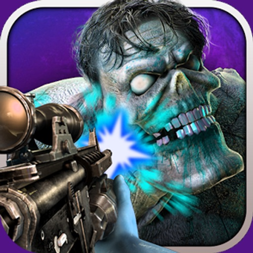 Awesome Zombie Hunter Games iOS App