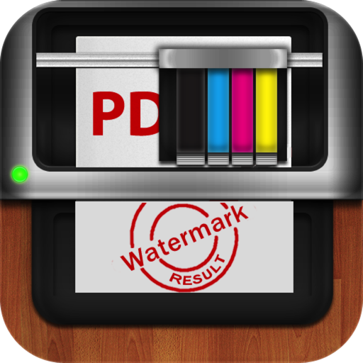 PDF水印工具-PDF Watermark