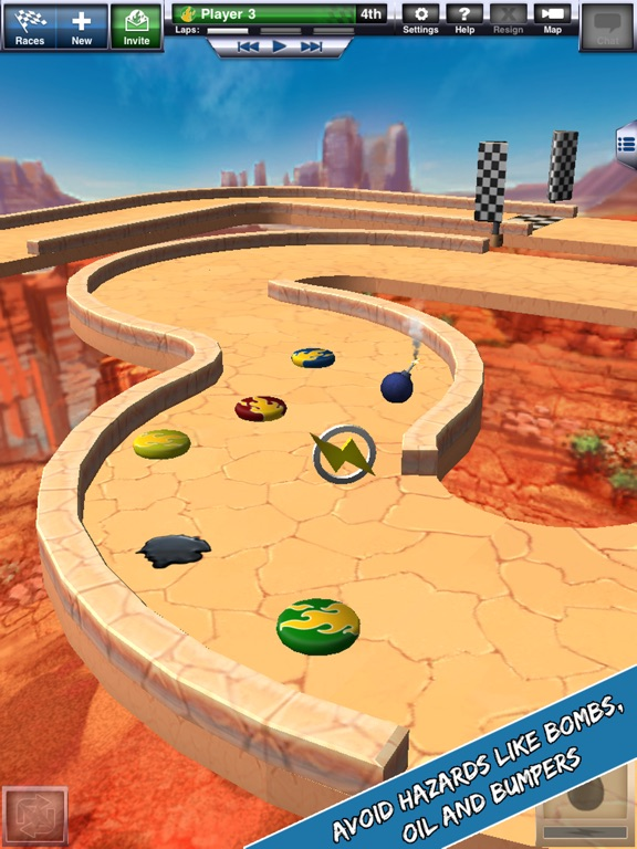 Disc Drivin' HD Screenshots