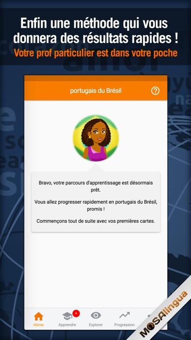 Screenshot Apprendre le Portugais