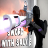 Sword With Sauce: DEFLECT THEIR BULLETS!