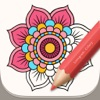 Colory.me - Coloring Book Page for Adults