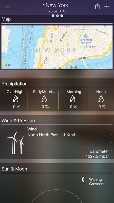 Weather forecast - Weather live with alertScreenshot of 2
