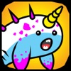 Narwhal Evolution -A Monsters Sandbox Food Clicker