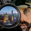 Sniper frontline war
