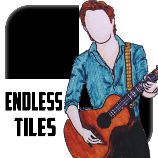 Endless Tiles for Shawn Mendes iOS App
