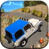 Mountain Jeep Parking : Off-Road Crazy Drifting 3D racing road speed