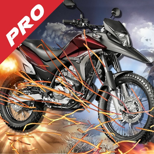 Adrenaline Classic Chase PRO:A 3D Motorcycle Turbo iOS App