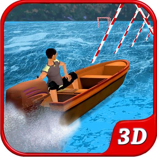 Motor Boat Simulator – Speedboat parking & racing
