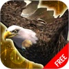 Wild Eagle Survival Simulator - Animals Fighting