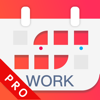 Work Schedule Pro — Shift Calender & Time alarm