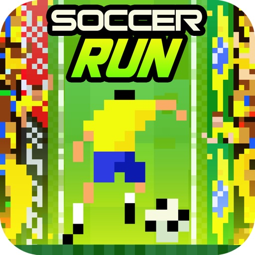 SOCCER RUN: SUPER SPORT CUP CHALLENGE - The free world football arcade game iOS App