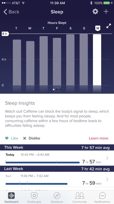 download Fitbit apps 3