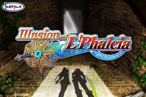 RPG Illusion of L'Phalcia screenshot 1