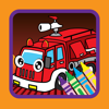 Family Coloring for Fire Truck Edition Wiki