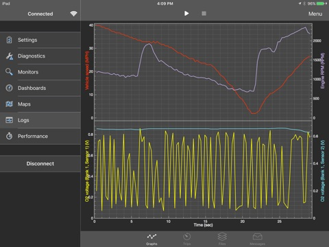 OBD Fusion screenshot 3