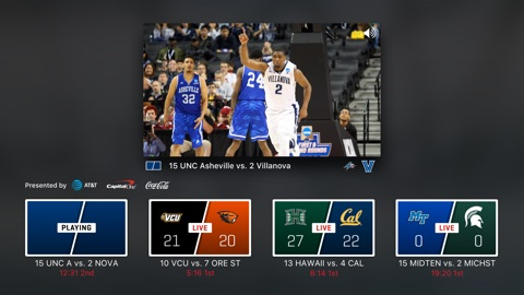 Screenshot #12 for NCAA March Madness Live - Men's College Basketball