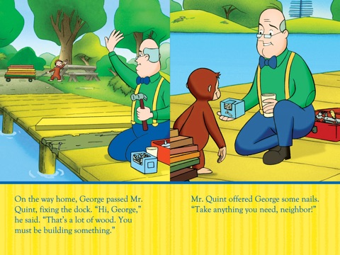Curious George Quints
