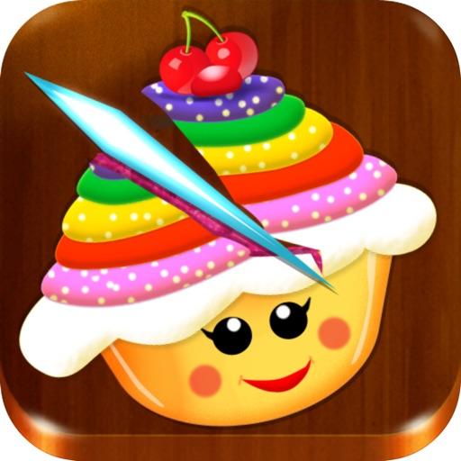 Slice Cake Mania iOS App