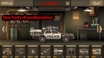 Screenshot for Earn to Die 2 in Lebanon App Store